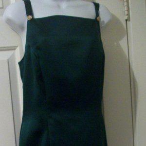 Randy May Green Vintage Dress